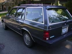 Dodge Aries Wagon The 86 Wagon Ran Better With 75 000 Miles Than The