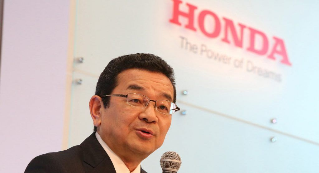 Honda CEO Bucks Trend Says He Prefers Hybrids Over EVs