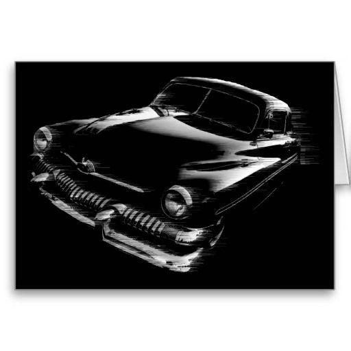 Black Flash Car Birthday V2 Card – Flash Greeting Cards for Birthday