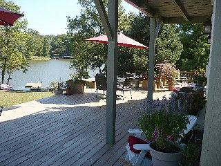 West Boggs Lake -Amazing Lakefront,less than 40 min. to most So IN attractions. Vacation Rental in French Lick from @homeaway! #vacation #rental #travel #homeaway