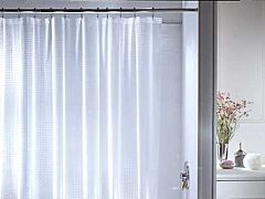 How To Clean A Plastic Shower Curtain The Right Way Plastic