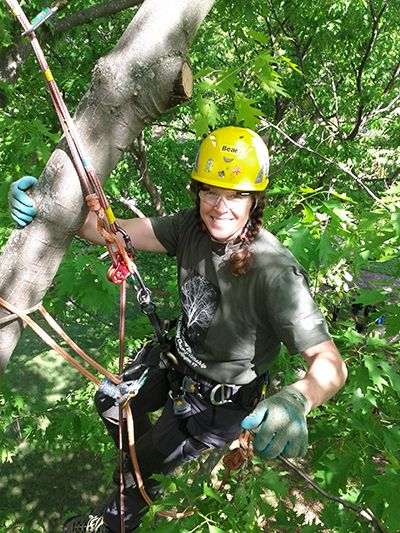 Women With Chainsaws: Confessions Of A Lumberjane | HuffPost