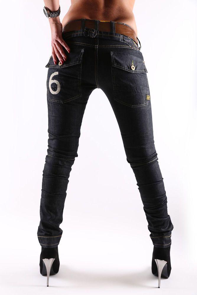 G Star Elwood 96 Heritage embro Narrow Ladies Jeans W26 L30