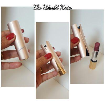 Labiales Mates de Kiko Milano ~ THE WORLD KATS
