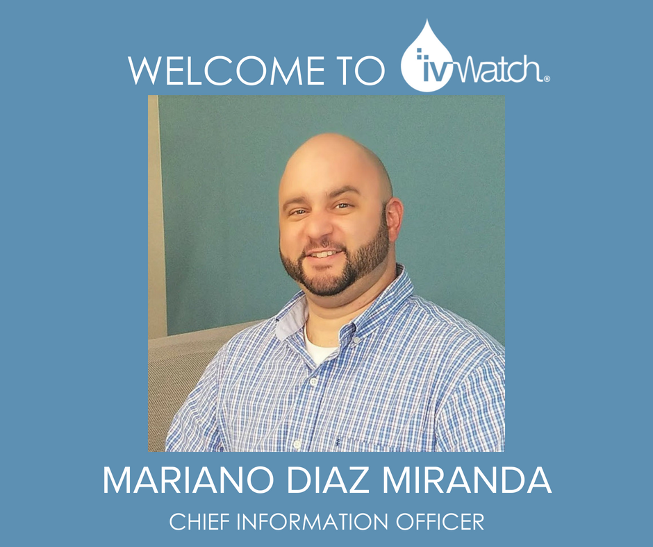 Join us in Mariano Diaz Miranda to the ivWatch