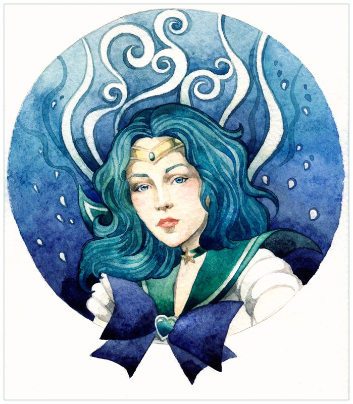 - Sailor Neptune -