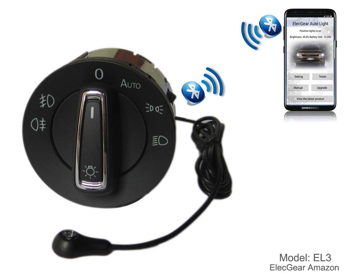 Automatic Light Sensor Headlight Light Sensor Headlamp Car