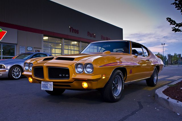 Gto Judge Cars Muscles And Classic Muscle Cars