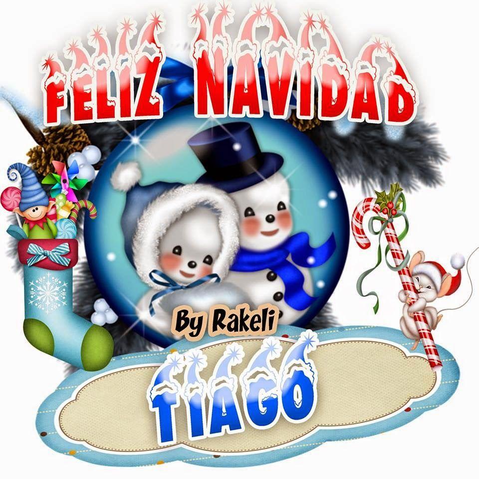 Nombres y Significados!: TIAGO