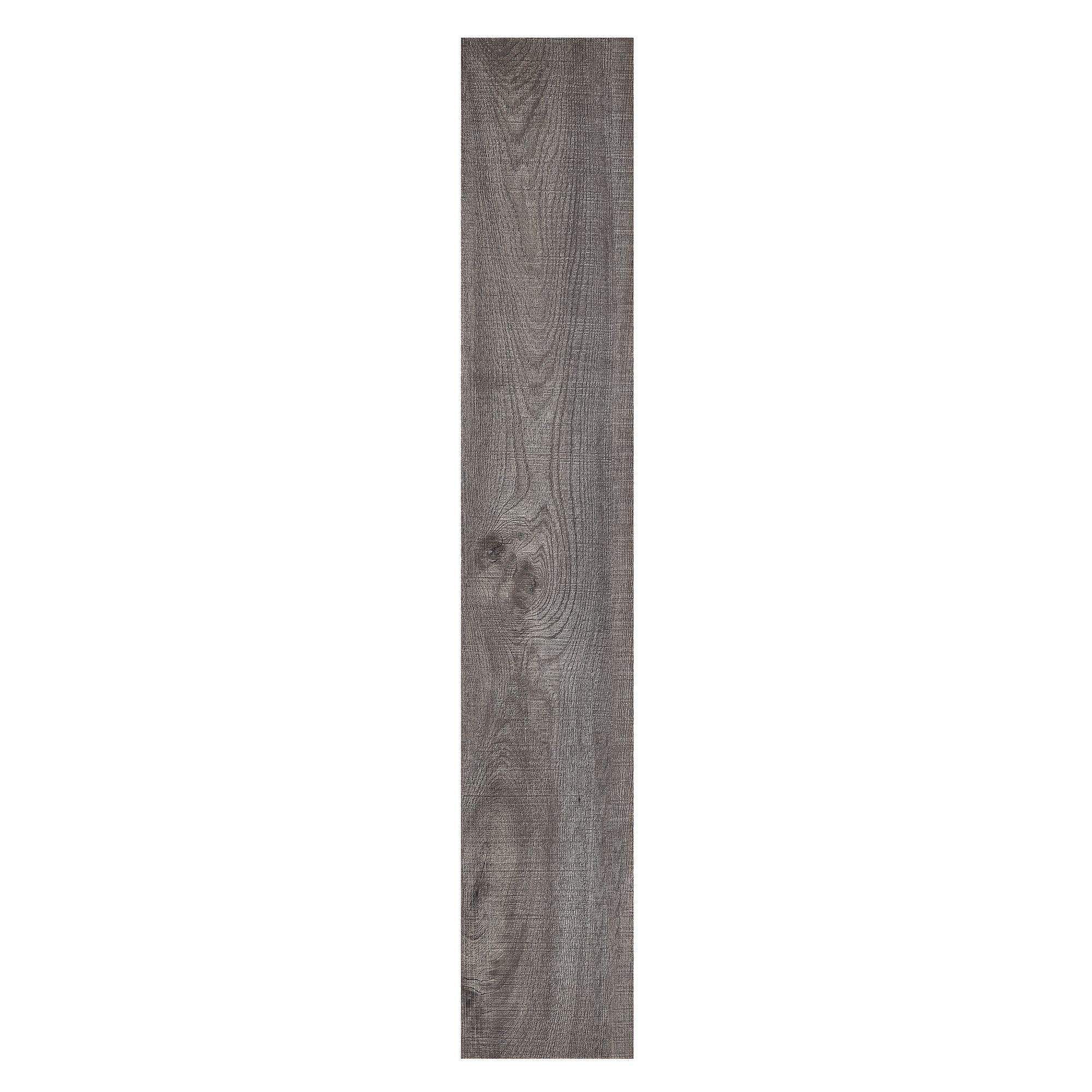 Achim Sterling Rustic Grey 6x36 Self Adhesive Vinyl Floor Planks