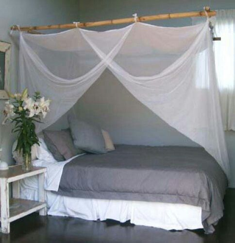 easy to make bamboo canopy