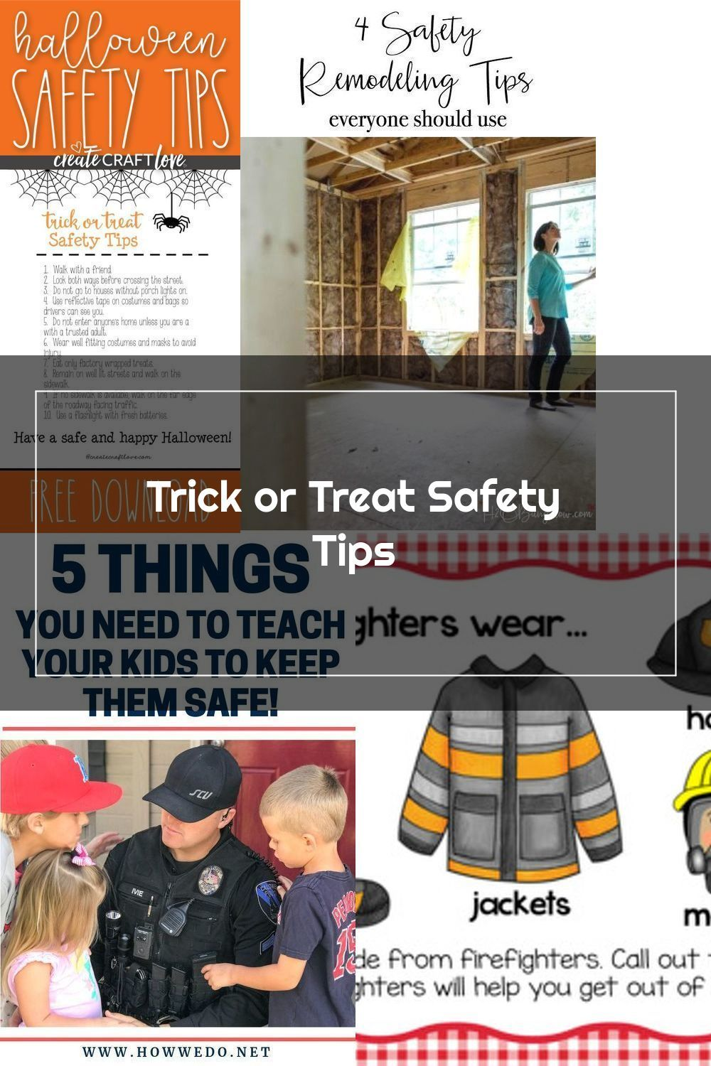Review these Halloween Safety Tips to guarantee everyone