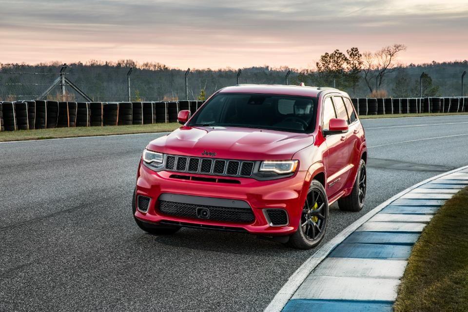 Losmejores 2020 Grandcherokee Jeep Rapido Jeep Grand Cherokee Trackhawk 2020 Analisis Rendimiento Y Pr En 2020 Jeep Grand Cherokee Jeep Jeep Grand Cherokee Srt