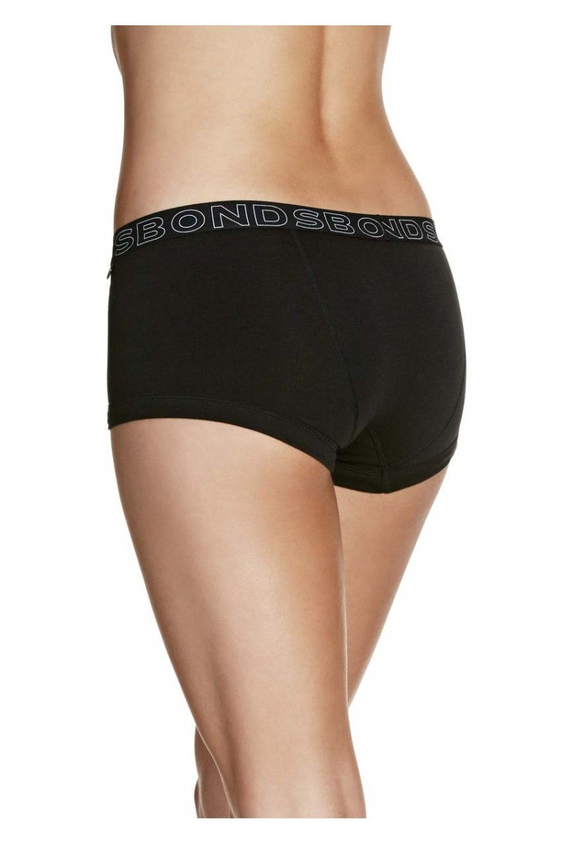 7276b85ad49a Bonds Plain Boyfit Trunk | Womens Underwear Boyleg Midi Summer Wear, Gym  Shorts Womens,