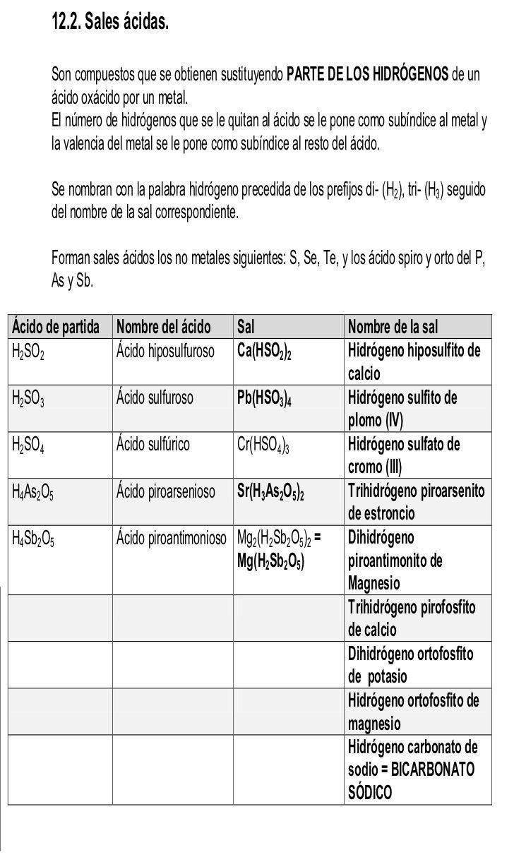 Formulacion Teaching Chemistry Science Chemistry Chemistry