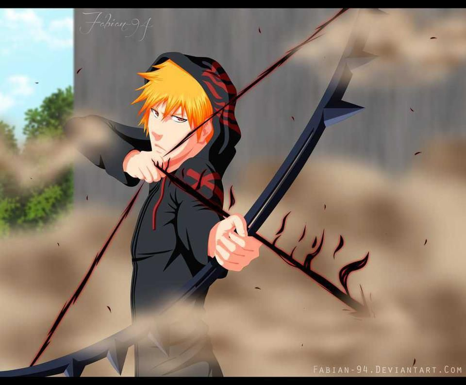 Ichigo Kurosaki From Bleach Bleach Anime Anime Bleach Anime