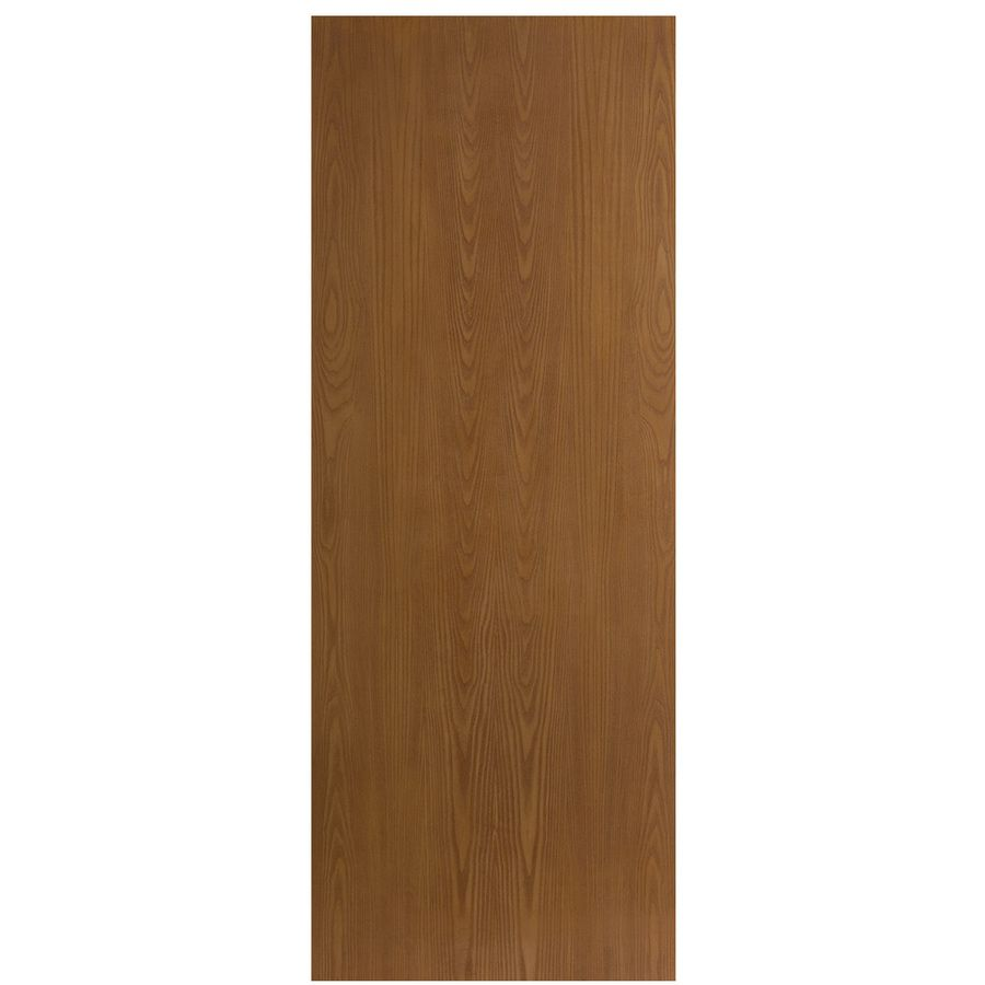 Shop ReliaBilt Flush Hollow Core Non Bored Interior Slab Door (Common: 30