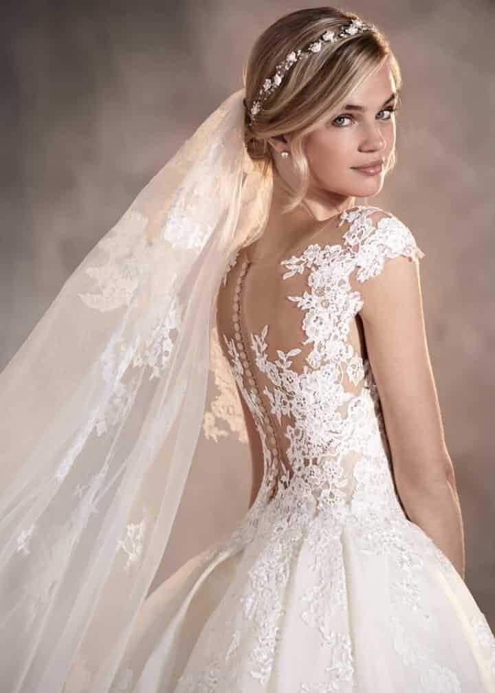 ADELA, Pronovias | Wedding | Pinterest