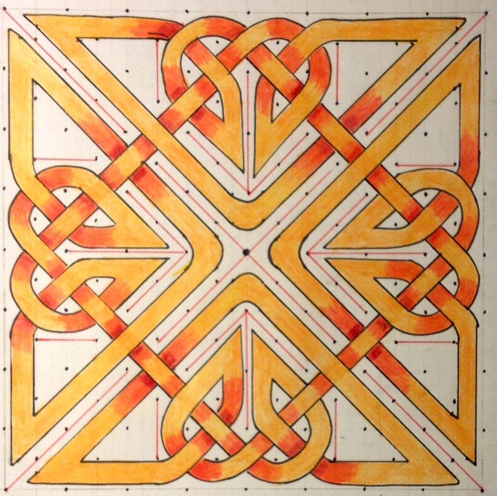 celtic #symmetry #geometry #pattern #celticart #symmetry | celtic ...