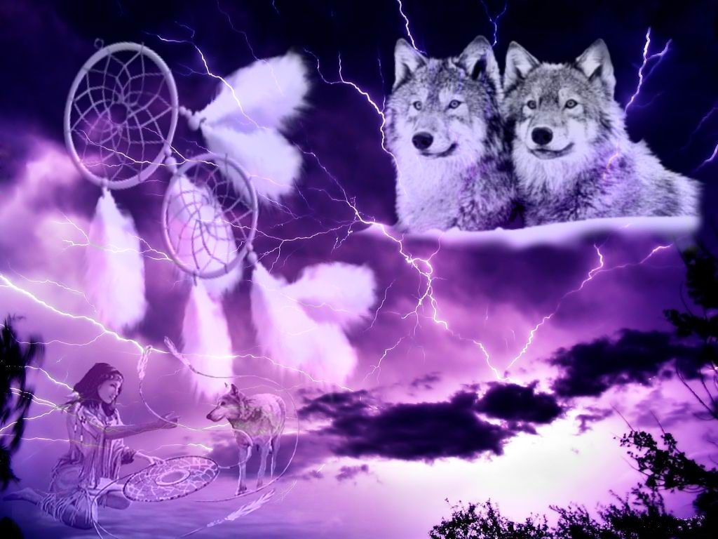 free native american wolf wallpaper free wolf wallpapers