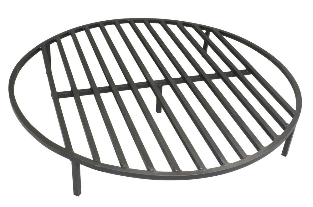 Details About Round Fire Pit Grate 30 Heavy Duty Grill Cooking Campfire Camp Ring 1 2 Steel Fire Pit Grill Grate Fire Pit Grate Round Fire Pit