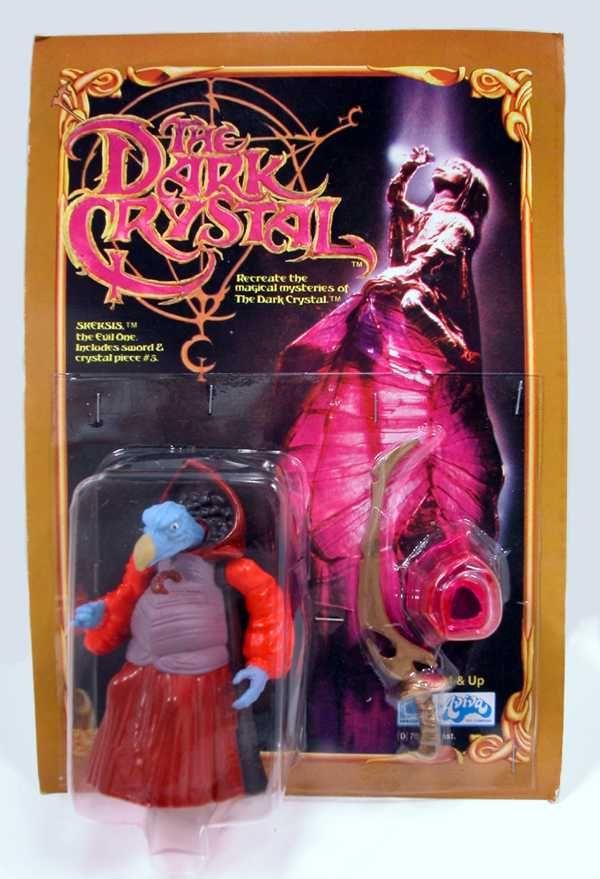 AVIVA/HASBRO: Dark Crystal - Unproduced Toys | Figurines ...