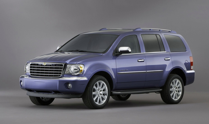 Chrysler full size suv
