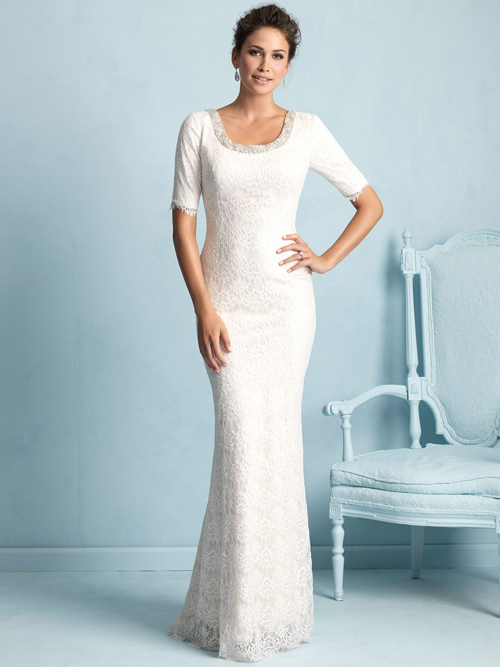 Famous Wedding Dresses For 2nd Weddings Motif - All Wedding Dresses ...