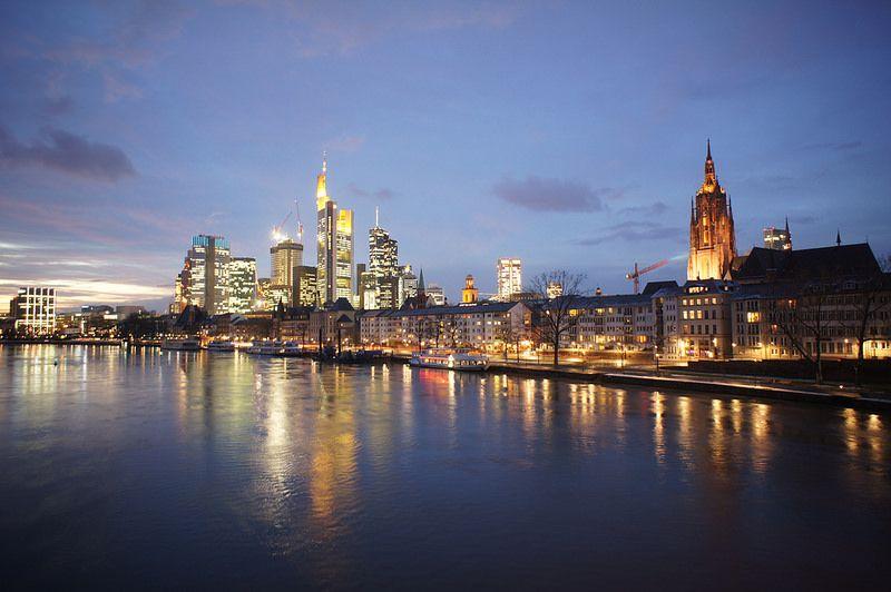 Frankfurt - Dünyanın En Pahalı Şehirleri