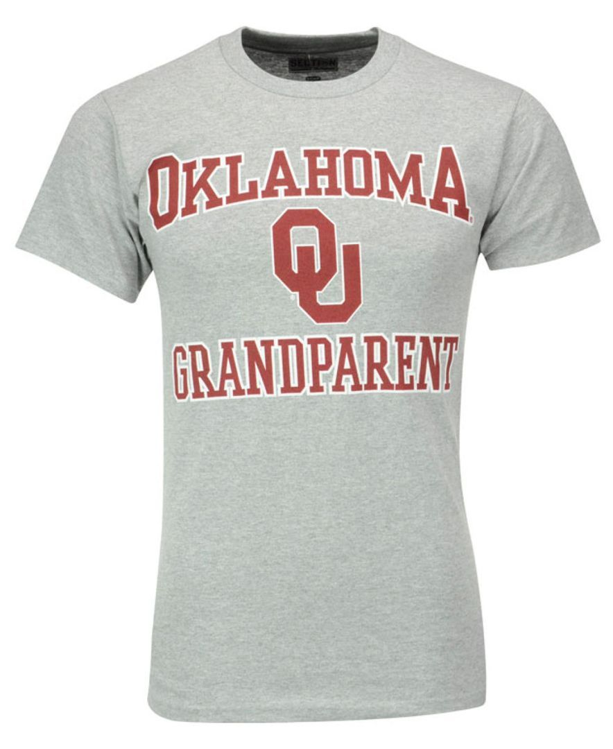 Vf Licensed Sports Group Men's Oklahoma Sooners Arch T-Shirt