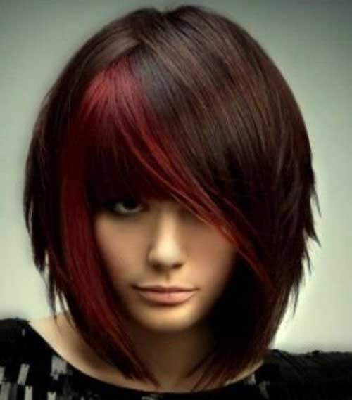 20 Short Hair Shade Trends 2015 Hairstyles Hair Pinterest
