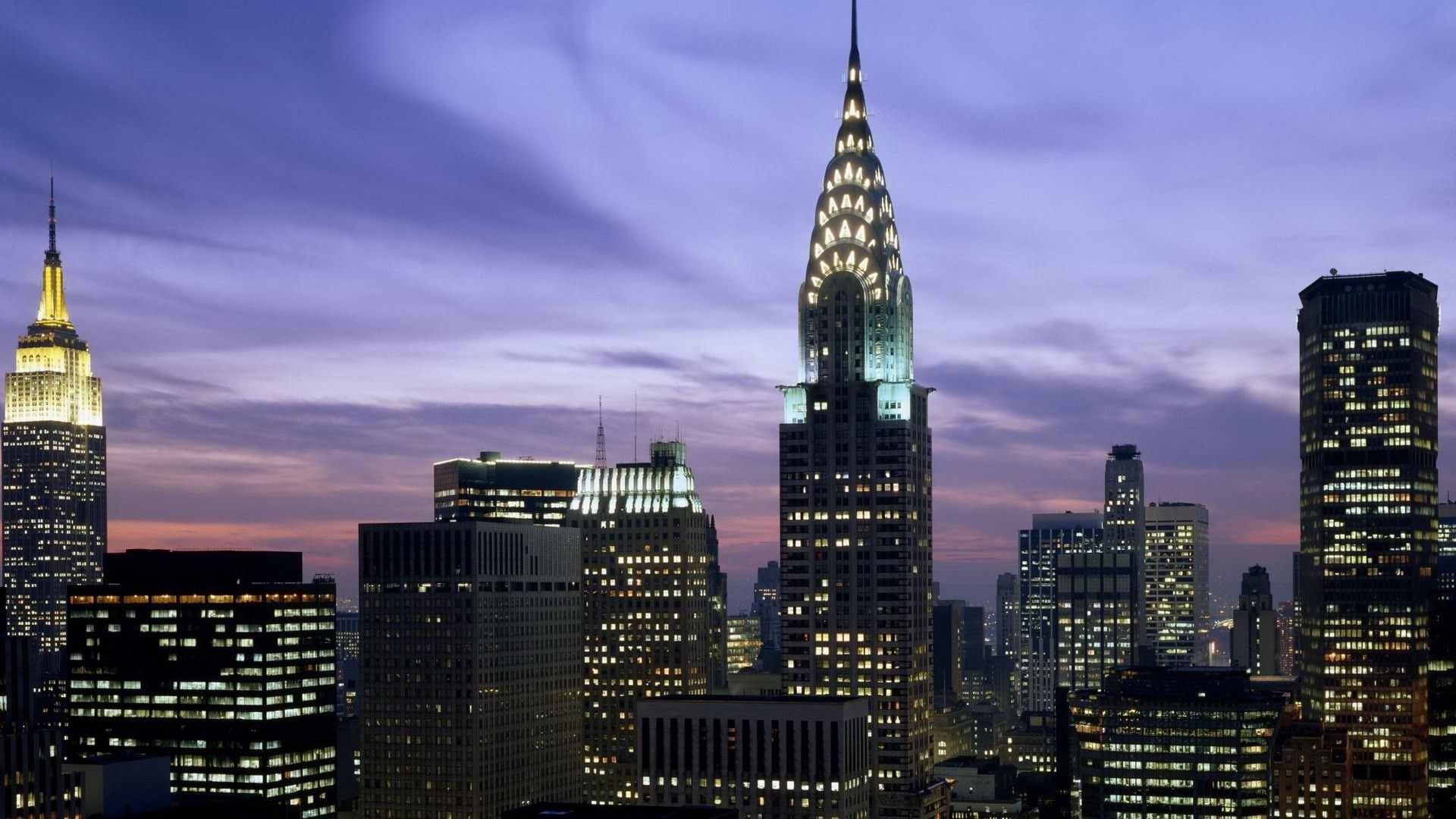 10 Union Square East Chrysler Building New York Wallpaper New