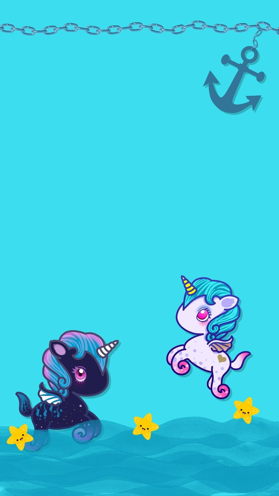 Unicorn Wallpaper Iphone CuteCartoon