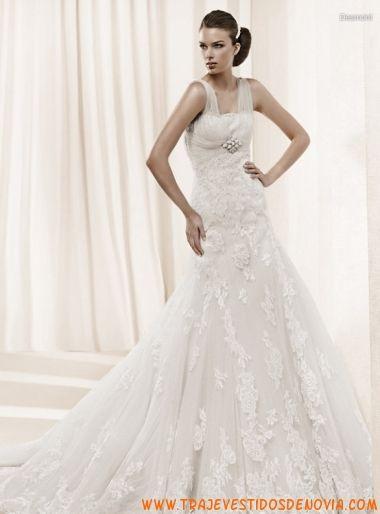 desmont vestido de novia la sposa | vestidos de boda baratos