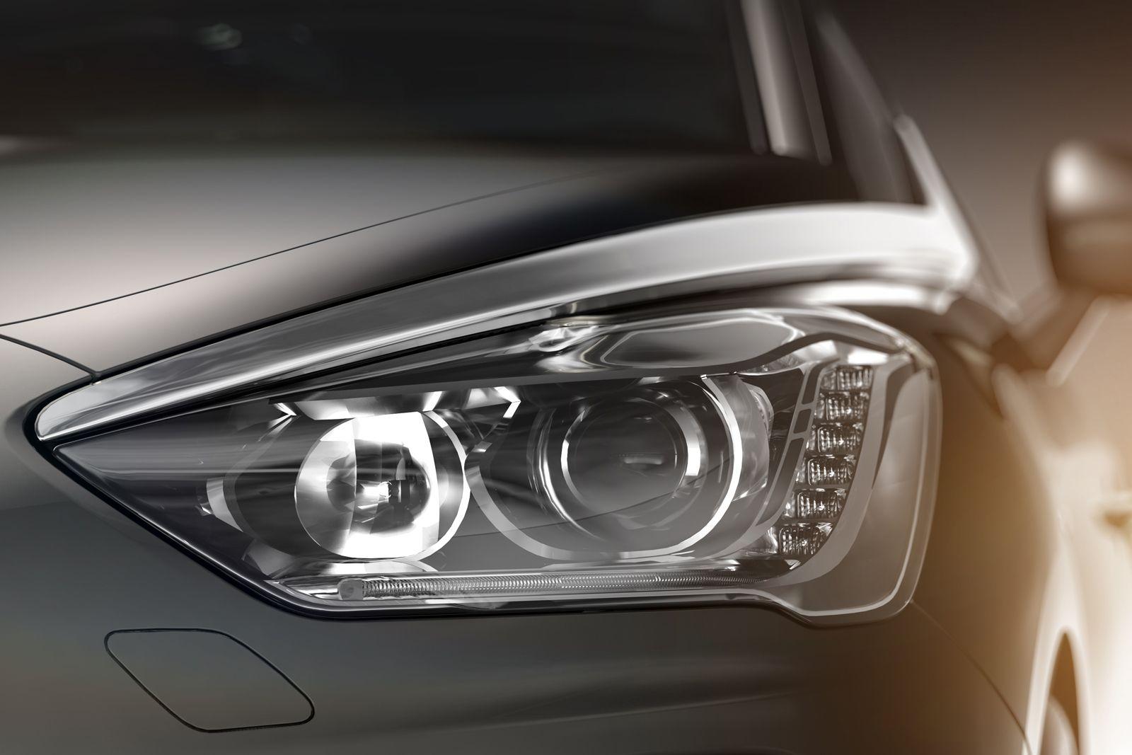 Citroen DS5 Headlight 2014 | Headlights_design | Citroen ds5, Car