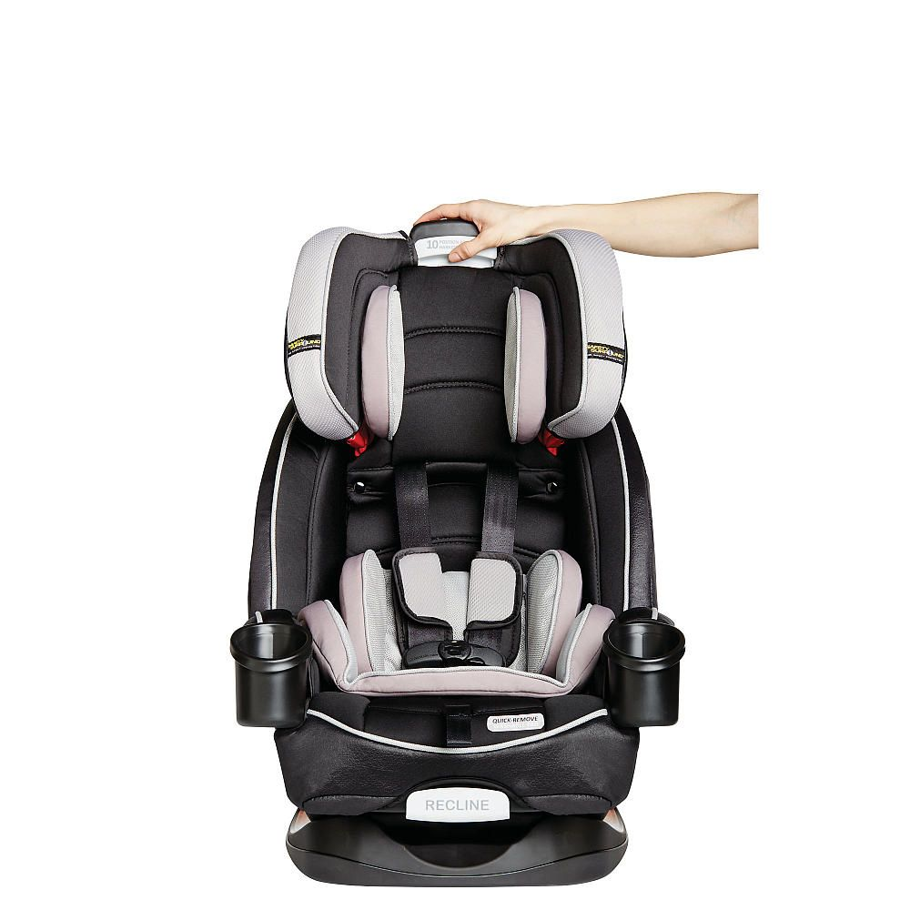 Graco 4Ever All In 1 Safety Surround Convertible Car Seat Is The Only True