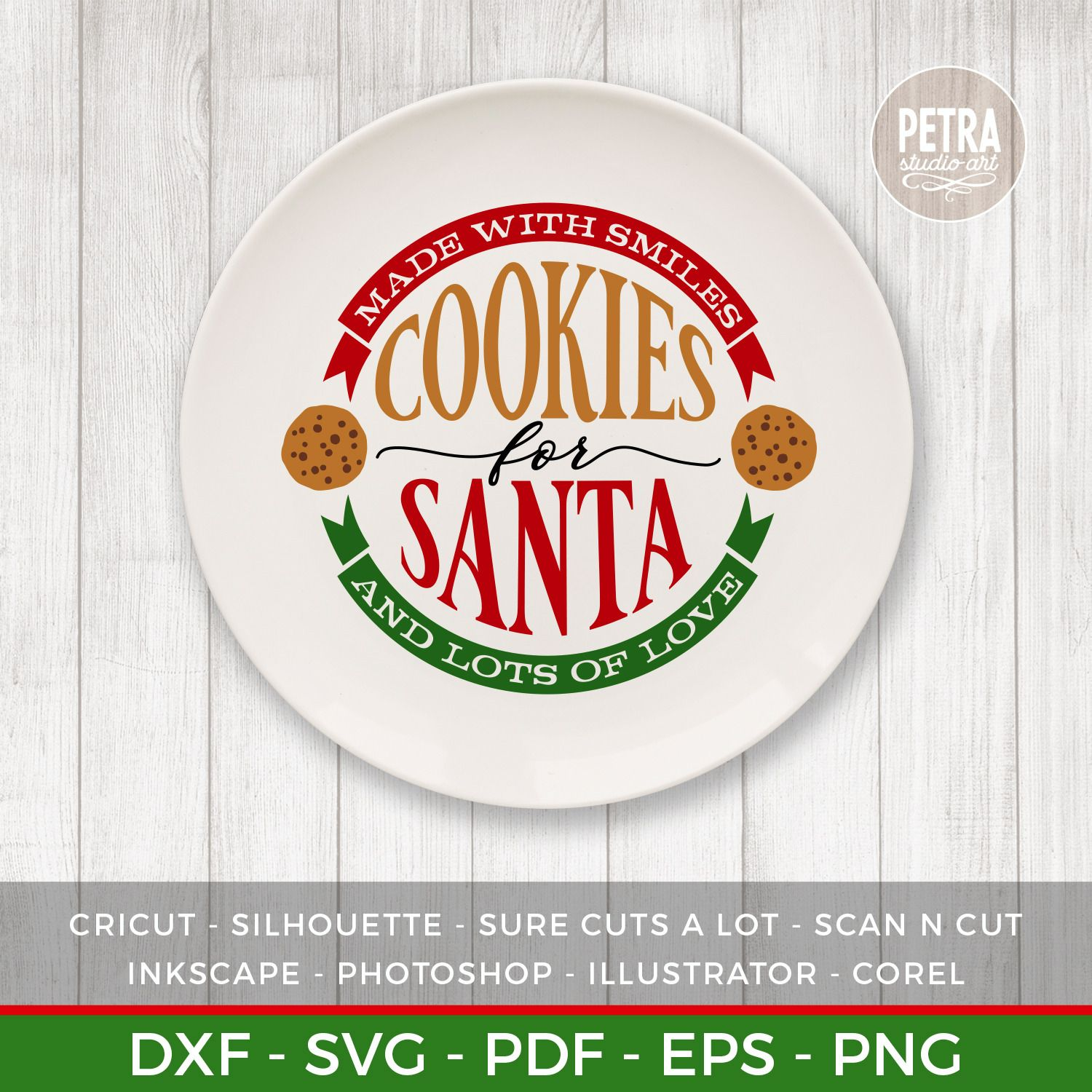 Pin on Christmas SVG Cut File