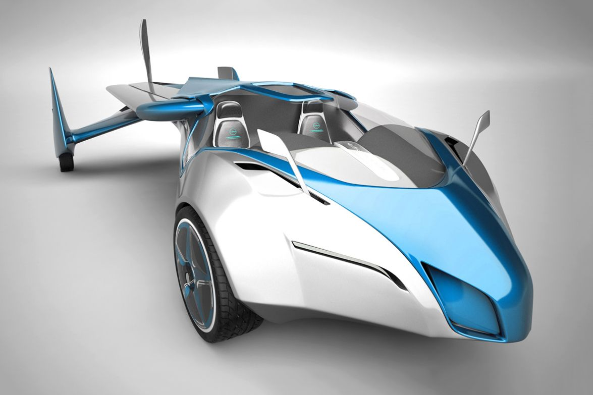 Introducing The 2013 Aeromobil: The Third Edition Of The Worldu0027s First  Flying Car