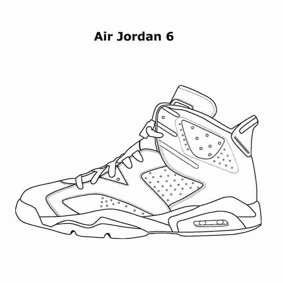 Jordan Coloring Pages In 2020 Jordan Coloring Book Air Jordans Jordans