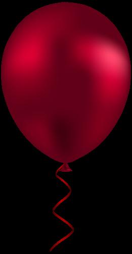 Red Balloon Png Clip Art Balao Vermelho Baloes De Festa Festa De Aniversario Do Circo