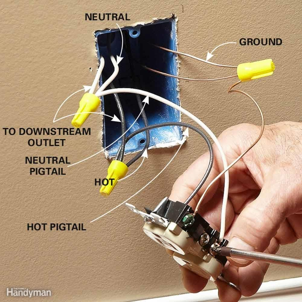 Wiring a Switch and Outlet the Safe and Easy Way Wiring