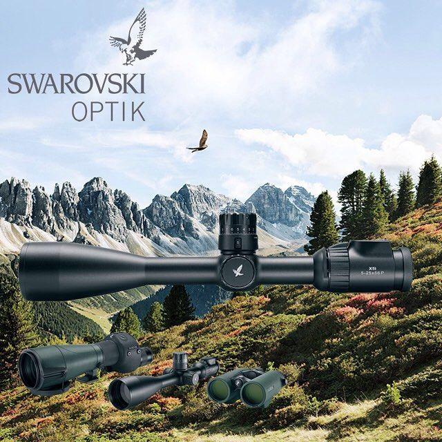 Swarovski Optik Limitless perfection. Read the latest