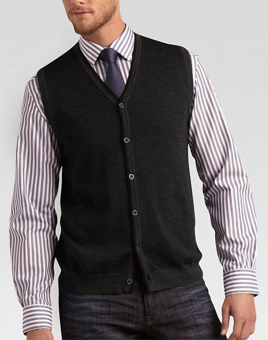 sweater vest | Mens style | Pinterest