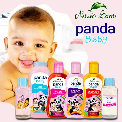 Natureu0027s Secrets Panda Baby Cream is the only baby cream without - copy blueprint medicines analyst coverage