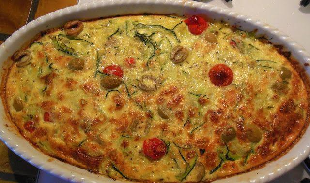 Clafoutis Provençal from Cuisine de Provence: