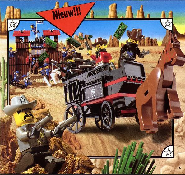 Lego Western 1996 Set Lego From 1996 Pinterest Best