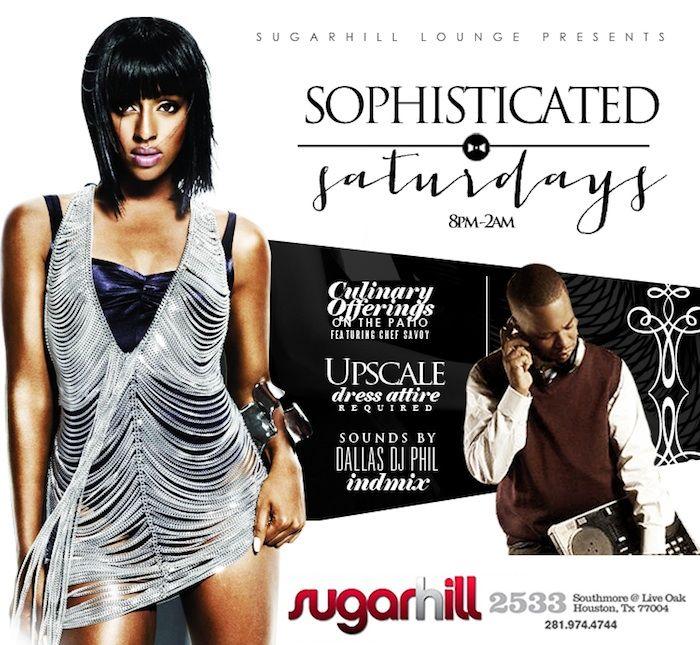 Sugarhill Bar & Lounge! Houston's Premier Upscale Bar