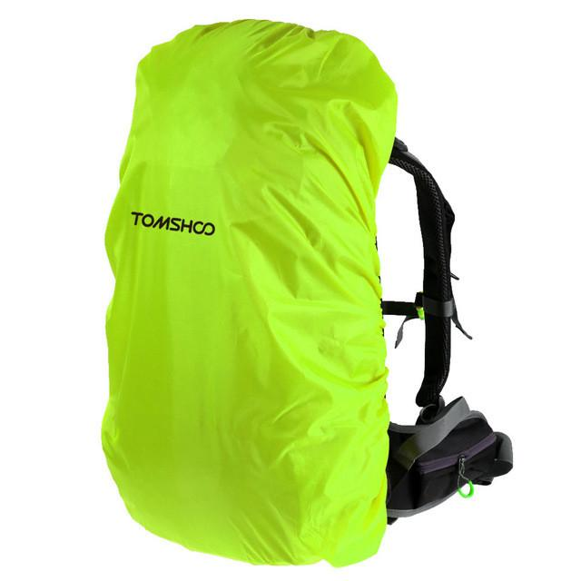 This rain cover helps protect your backpack from rain and moisture ...