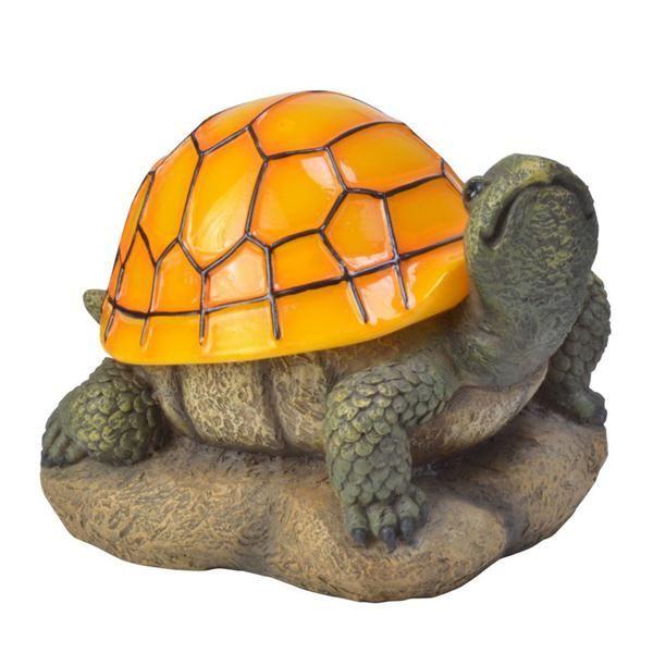 Moonrays Turtle Outdoor Solar Light