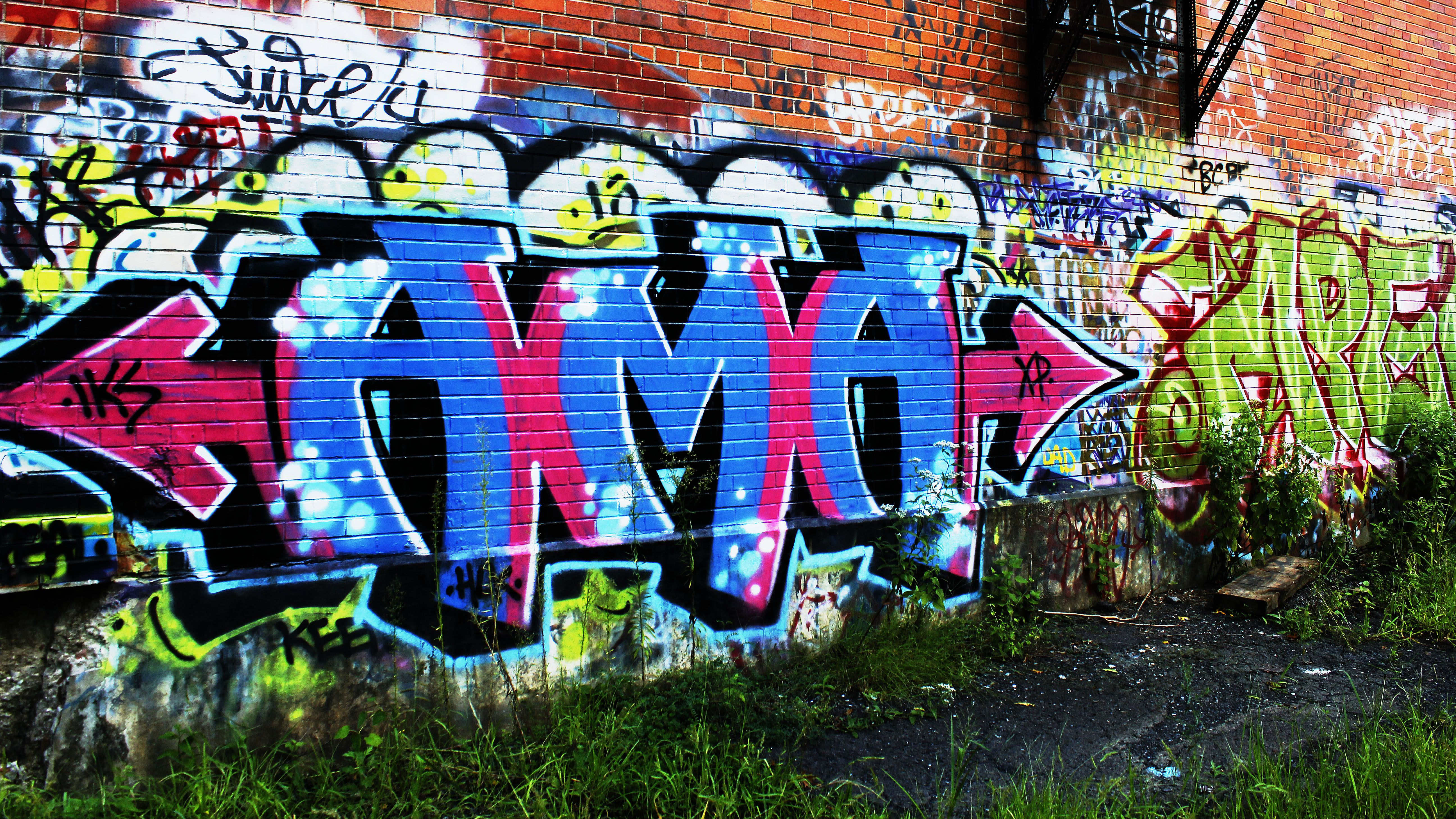 Northeast Philly Graffiti Ama